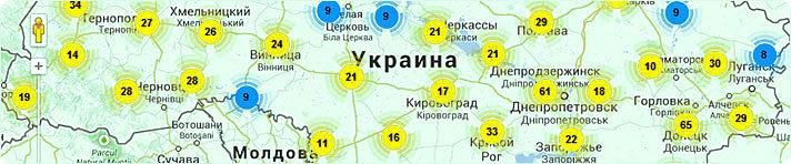 Посмотри на карте ближайшее отделение Новой почты
