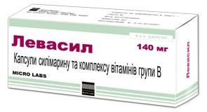 ЛЕВАСИЛ КАПС 140