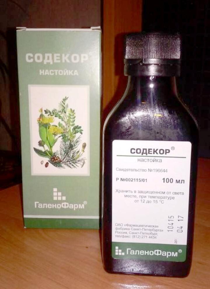 содекор 1