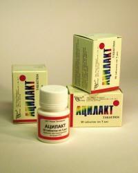 Ацилакт, 5 доз в таблетках (30 шт. в упаковке)