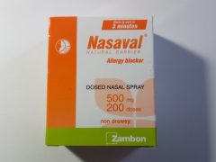 Назаваль спрей 500 мг 200 доз