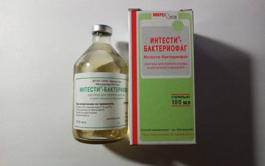 Интести бактериофаг